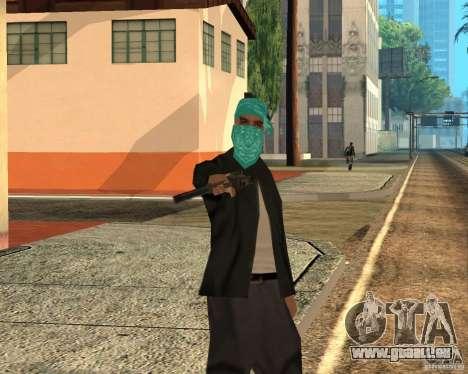 Beta Peds pour GTA San Andreas sixième écran
