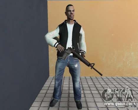Luis Lopez pour GTA Vice City