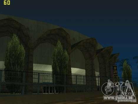 GTA SA IV Los Santos Re-Textured Ciy pour GTA San Andreas troisième écran