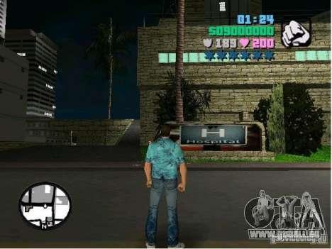 New Hospital für GTA Vice City zweiten Screenshot