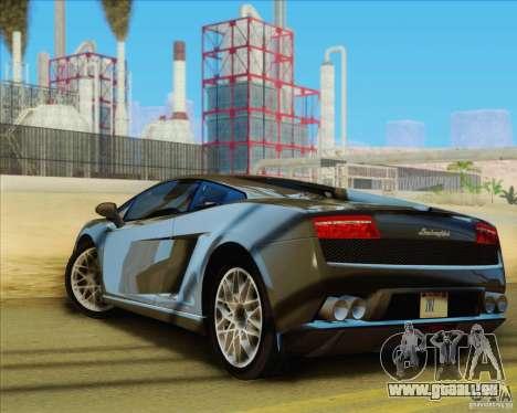 Lamborghini Gallardo LP560-4 für GTA San Andreas linke Ansicht