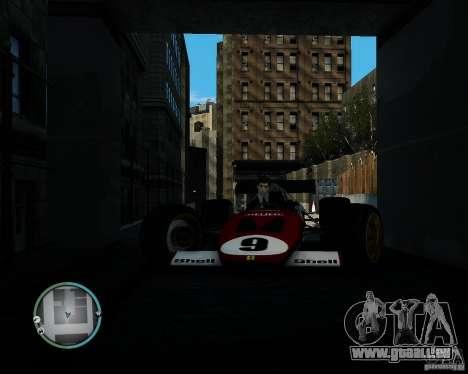 Ferrari F1 v1.0 pour GTA 4