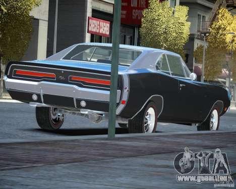 Dodge Charger RT Stock [EPM] für GTA 4 rechte Ansicht