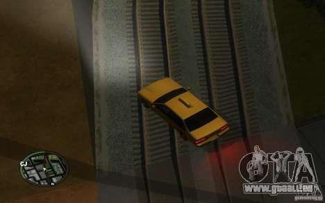IVLM 2.0 TEST №5 pour GTA San Andreas cinquième écran