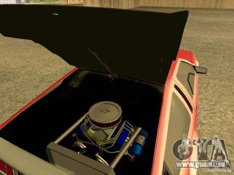 DeLorean DMC-12 V8 für GTA San Andreas linke Ansicht