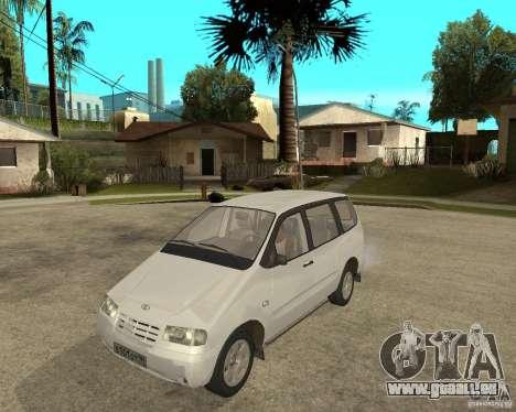 VAZ 2120 « Nadejda » pour GTA San Andreas