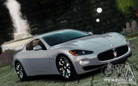Maserati Gran Turismo S 2009 für GTA 4