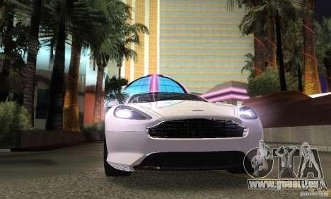 ENBSeries by dyu6 pour GTA San Andreas troisième écran