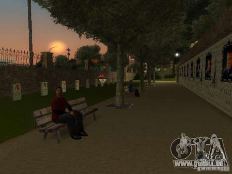 Denkmal von Vladislav Galkin für GTA San Andreas dritten Screenshot