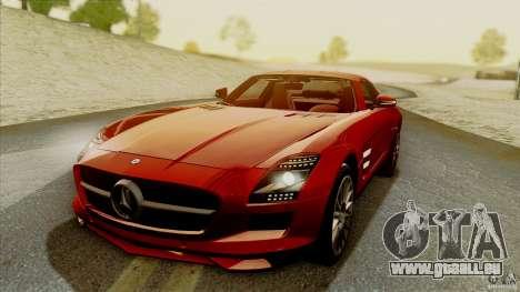 SA Beautiful Realistic Graphics 1.5 für GTA San Andreas elften Screenshot