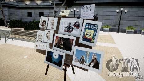 New Paint Artist für GTA 4 weiter Screenshot