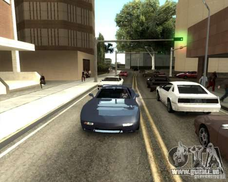 ENBSeries by Sashka911 v3 für GTA San Andreas dritten Screenshot