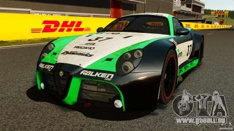Alfa Romeo 8C Competizione Body Kit 2 pour GTA 4
