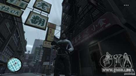 AUG-A3 für GTA 4 fünften Screenshot