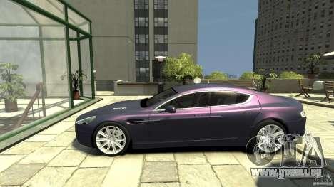 Aston Martin Rapide 2010 pour GTA 4 est une gauche