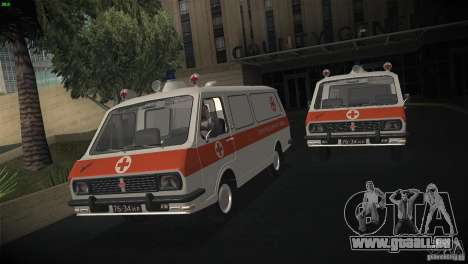 RAF 22031 ambulance pour GTA San Andreas