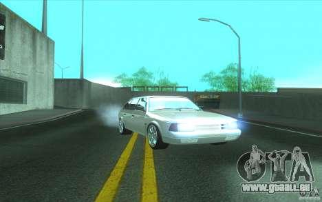 2141 AZLK Auto Tuning für GTA San Andreas zurück linke Ansicht