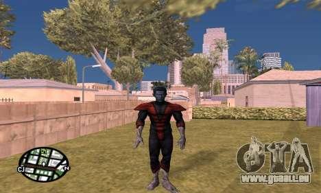 Nightcrawler Skins Pack für GTA San Andreas dritten Screenshot