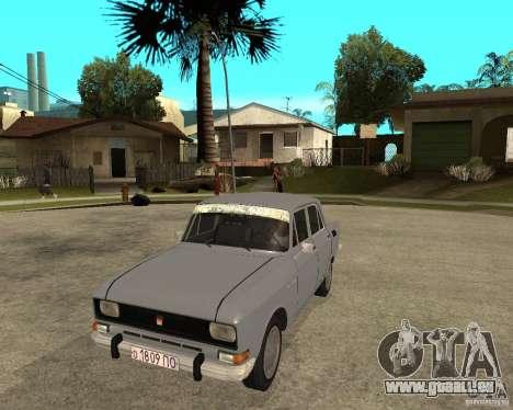 Moskvitch AZLK 2140- pour GTA San Andreas