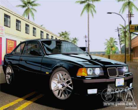BMW M3 E36 New Wheels pour GTA San Andreas