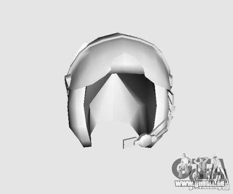 US Air Force pour GTA San Andreas quatrième écran