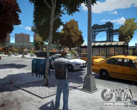 Dead Eye für GTA 4 weiter Screenshot