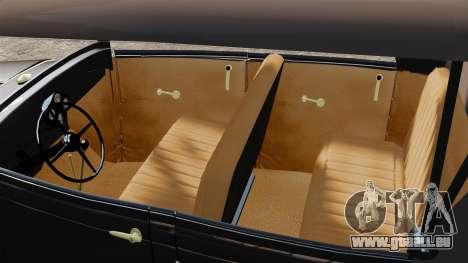 Ford Model T 1924 für GTA 4 rechte Ansicht