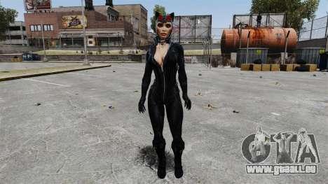 Katze weiblich für GTA 4