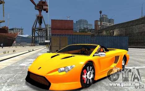 K1 Attack Concept für GTA 4