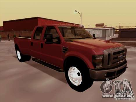 Ford  F350 Super Duty für GTA San Andreas