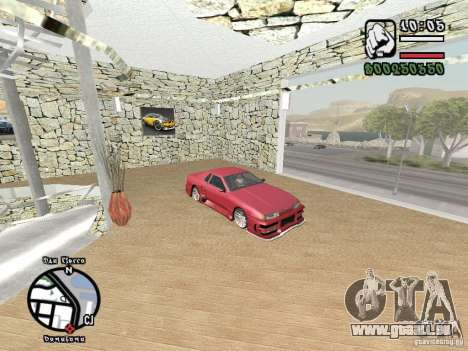 Dodge Salon für GTA San Andreas