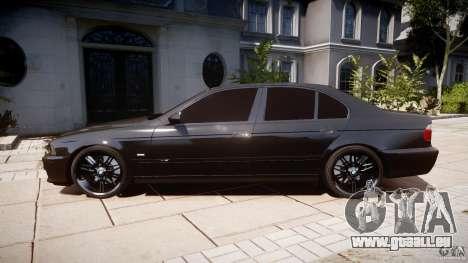 BMW M5 E39 Stock 2003 v3.0 pour GTA 4 est une gauche