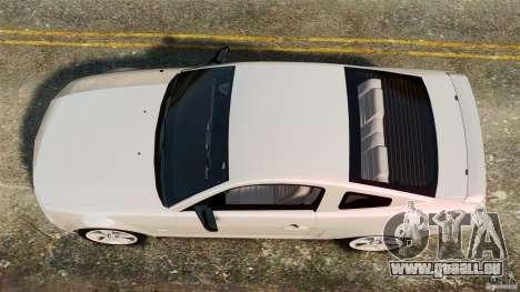 Ford Mustang GT 2005 pour GTA 4 est un droit