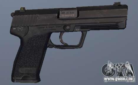 USP .45 pour GTA San Andreas