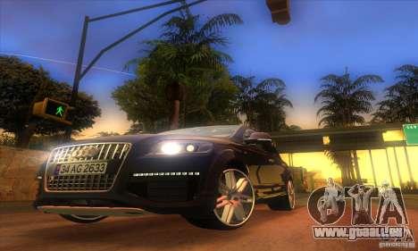 ENB Graphics by KINOman für GTA San Andreas dritten Screenshot