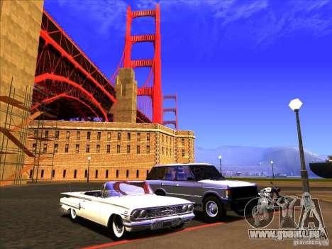 ENBSeries v2.0 für GTA San Andreas achten Screenshot