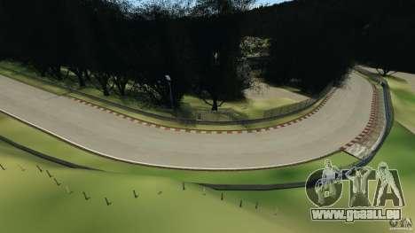 Nordschleife Circuit v1.0 [Beta] für GTA 4 siebten Screenshot