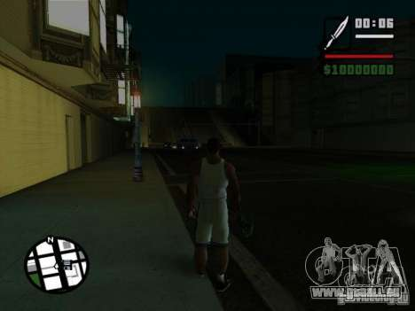 Traum für GTA San Andreas
