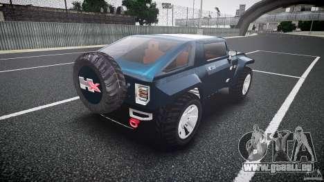 Hummer HX für GTA 4 Seitenansicht
