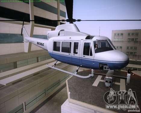 HD Maverick für GTA Vice City linke Ansicht