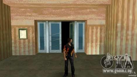 Herr Feuer mit čërnimi jeans für GTA Vice City