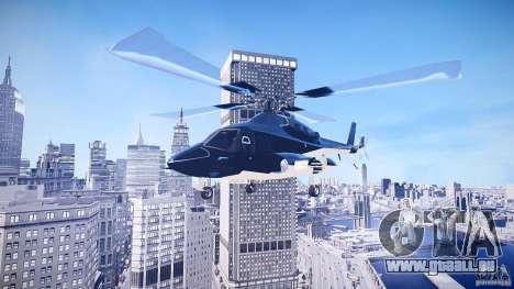 Airwolf v1.0 pour GTA 4