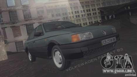 Volkswagen Passat B3 v2 pour GTA San Andreas