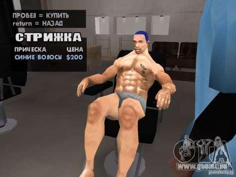 Weiße Cj für GTA San Andreas dritten Screenshot