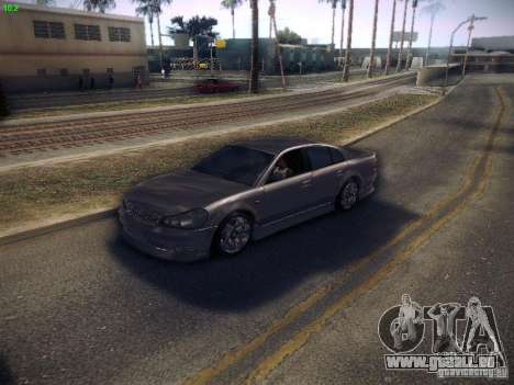 Todas Ruas v3.0 (Los Santos) für GTA San Andreas her Screenshot