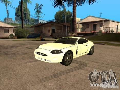 Jaguar XK pour GTA San Andreas