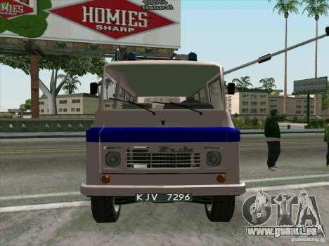 Zuk A-1805 für GTA San Andreas rechten Ansicht