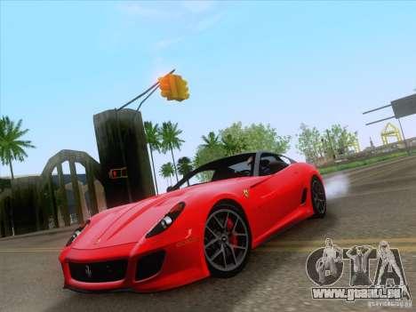 Realistic Graphics HD 5.0 Final pour GTA San Andreas sixième écran