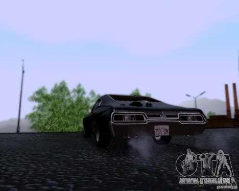 Super Natural ENBSeries für GTA San Andreas dritten Screenshot