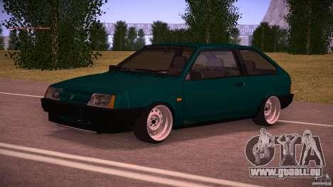 VAZ 2108 niedrige Classic für GTA San Andreas